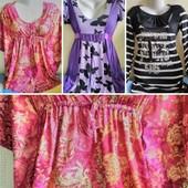 Туники-платья для беременных и не только. Фирменные. В лоте 1 шт. Или каждая по выигрышной ставке