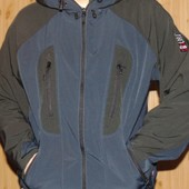 Спортивная фирменная термо курточка оригинал  бренд Nor Wear.хл