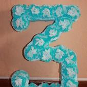 Цыфра 3 на День рождения