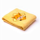 Плед детский Sensillo с вышивкой Forest Animals  S-22958