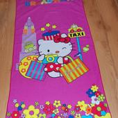 Красивое фирменное полотенце для ребенка