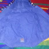 двухстороняя куртка на 2-3 года