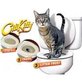 Туалет. приучатель котов к унитазу CitiKitty