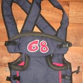 Новый рюкзак кенгуру переноска Esprit . Слинг