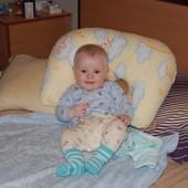 Подушка для кормления и удобно младенчику