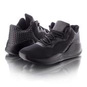 Мужские кроссовки 13000-296 черные и красные