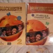 учебник и рабочая тетрадь Blockbuster 2