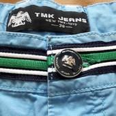 Шорты Tmk Jeans р.48 (36)