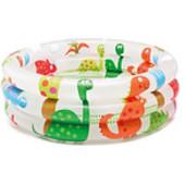 """бассейн детский """"Динозаврик"""" с надувным дном"""