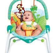 Кресло качалка Зоопарк до 18 кг новое