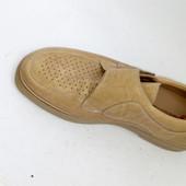43-44 р Кожаные мужские туфли Dr Maertens
