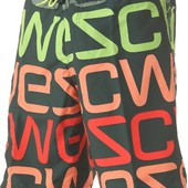 Мужские шорты m-l l-xl Шведского бренда Wesc