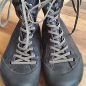 Camper легкие демисезонные ботинки со шнуровкой