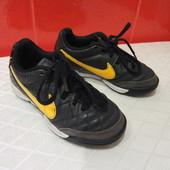 Кроссовки, футзалки д/мал. р. 27,5 (10) Nike, Индонезия; натур.кожа.