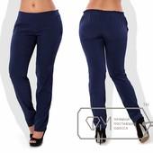 Х6164 Летние брюки 48-54 р 2 цвета