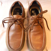 Мужские кожаные туфли pod р.7 дл.ст 26,5см