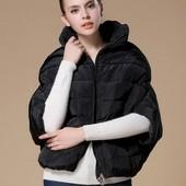 """Женская стеганая куртка в стиле """"Летучая мышь"""". Деми. жилетка"""
