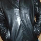 Стильная кожаная курточка бренд Digel.л.