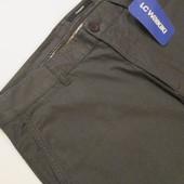 Котоновые брюки LC Waikiki Р-р 34, рост 180-186 см