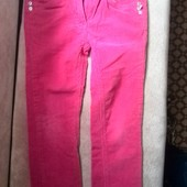 Вельветовые штаны 104