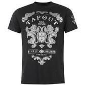 Футболка мужская Tapout Foil Print