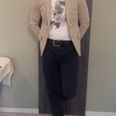 Стильный пиджак Zara Men