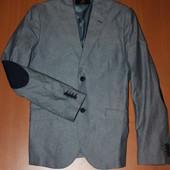 крутой пиджак H&M   размер  50 ( м-л)