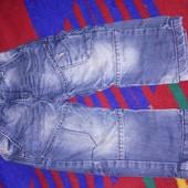 модные джинсы 1,5-3 года