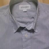 Фирменная рубашка XL