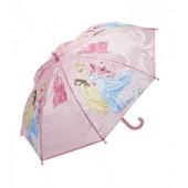 Mothercare новый зонт зонтик Принцессы для девочки розовый