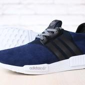 Код: 2496-1 Мужские кроссовки, синие
