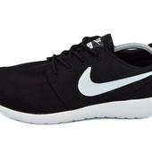 Кроссовки женские Nike Roshe Run Q9 черные
