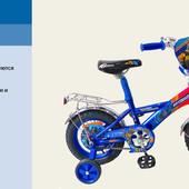 Детский велосипед Оптимус Прайм 171225 12д.