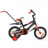 """Велосипед Azimut Stitch Premium 12"""" (с родительской ручкой)"""