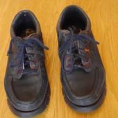 Туфлі шкіряні розмір 41 стелька 25 см маломерки Kic  Kers