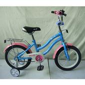 Детский двухколесный велосипед Profi 14д. L1494