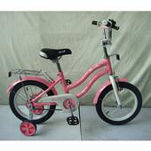 Детский двухколесный велосипед Profi 14д. L1491