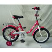 Детский двухколесный велосипед Profi 14д. L1482