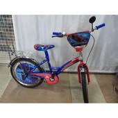 """Детский двухколесный велосипед Mustang """"Spide Man"""" (14 дюймов)"""