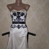 Warehouse шикарное платье XS-S-размер (8)