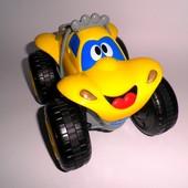 Chicco машинка Билли большие колеса
