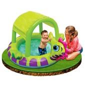 Детский надувной бассейн Intex 57110 Морской Конёк