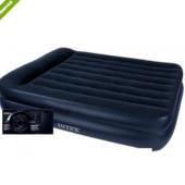 Кровать-велюр Intex с насосом (64124)