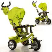 Детский трёхколёсный велосипед M 3205A