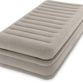 Надувная кровать со встроенным насосом Intex 64444