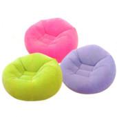 Велюр кресло Intex 68569