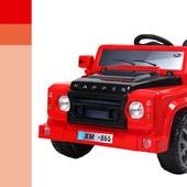 Детский электромобиль J1723 джип