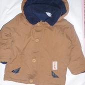 куртка демисезонная на 1-2 года