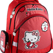 Рюкзак Kite школьный 518 Hello Kitty для девочки 1-4 кл