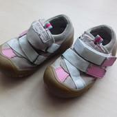Кожанные туфли 20 розмера